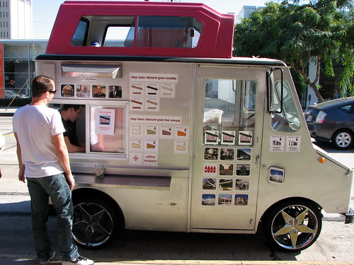 Coolhaus Ice Cream Truck - Los Angeles CA | by David Berkowitz