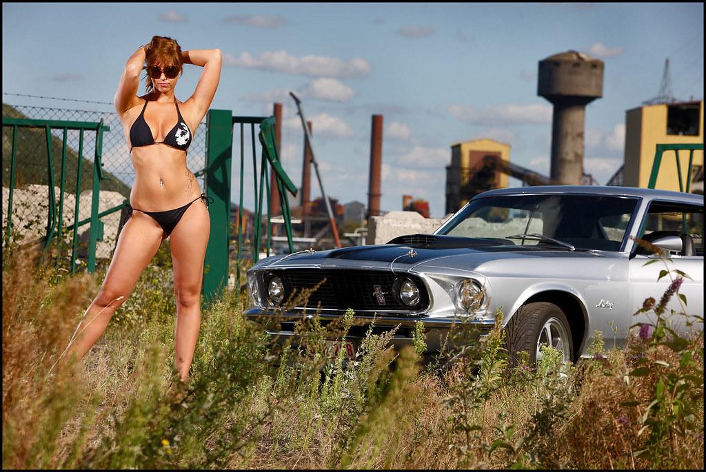 Mustang world bikinis