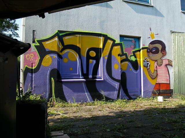 5314 - Graffiti Rotterdam