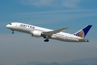 United Boeing 787-8 N27908 | by BriYYZ