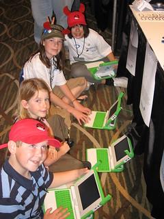 More Fedora Kids