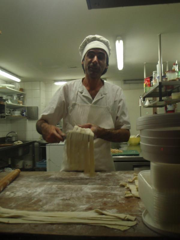 fresh pasta in buenos aires