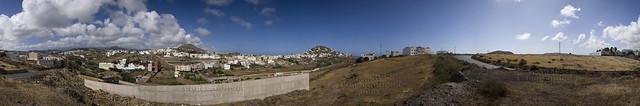 Cardones, Arucas. Isla de Gran Canaria.