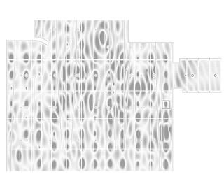 SOJ_ceiling_pattern | by proxyarch