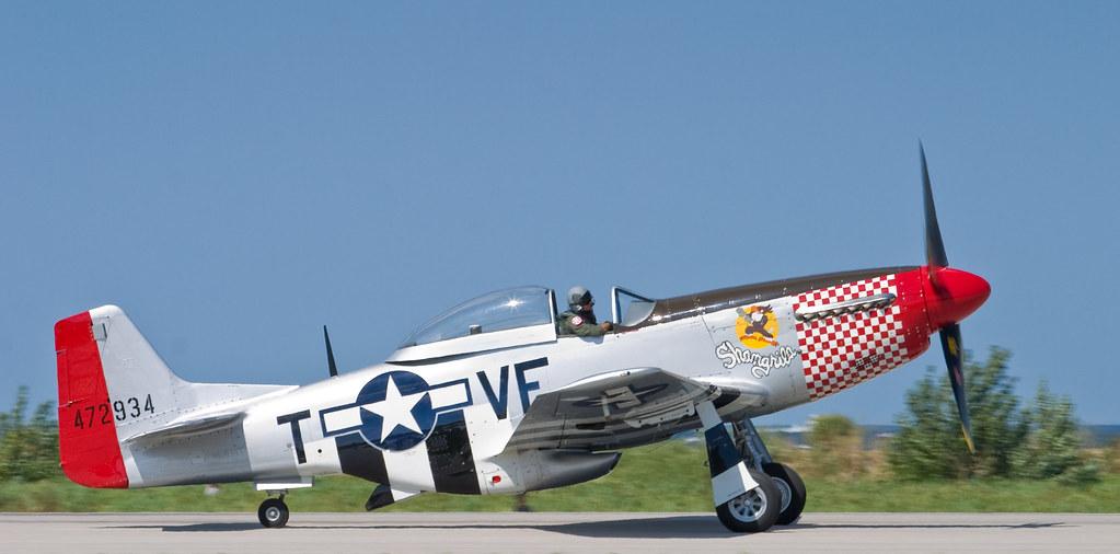 P-51 Mustang Shangri La