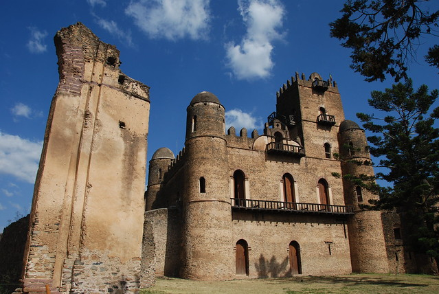 Fasiladas Castle, Gondar - Ethiopia
