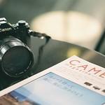 My Canon A1