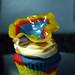 Battlestar Galactica-Inspired Cupcakes