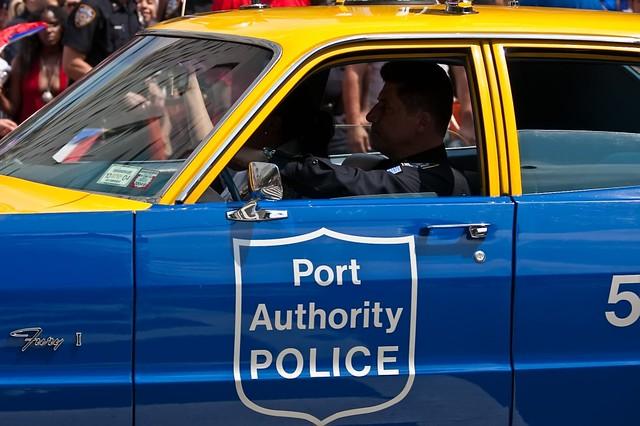 puerto rico police car