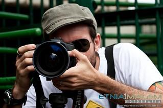 """Ivan Alecrim e a lente """"olho-de-gato""""! EUAHeuhAEuh"""