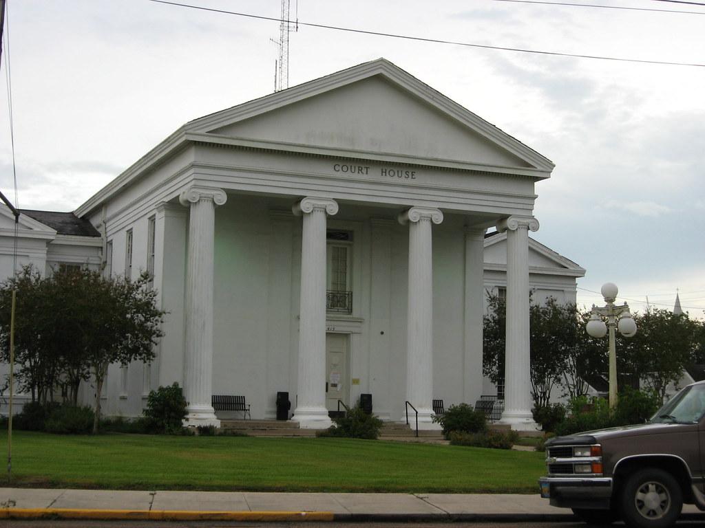 St. Martin Parish Courthouse, St. Martinville, Louisiana