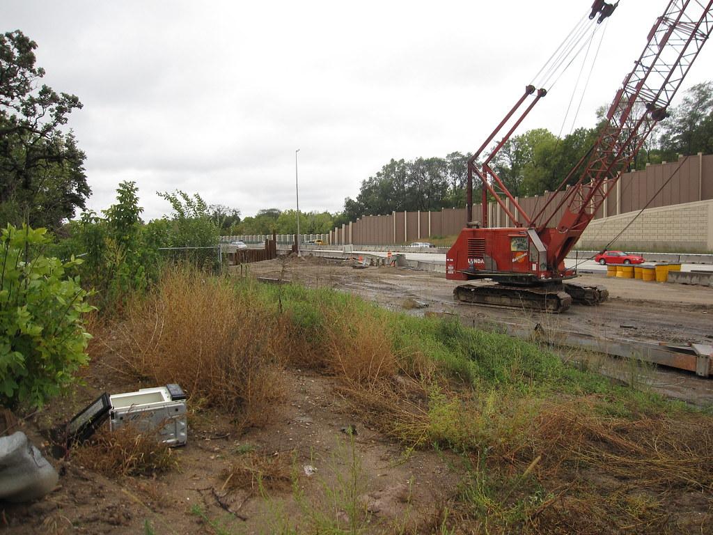 35W Construction at E Minnehaha Parkway | edkohler | Flickr