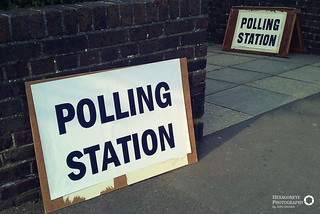125/365 Polling Day | by Hexagoneye Photography