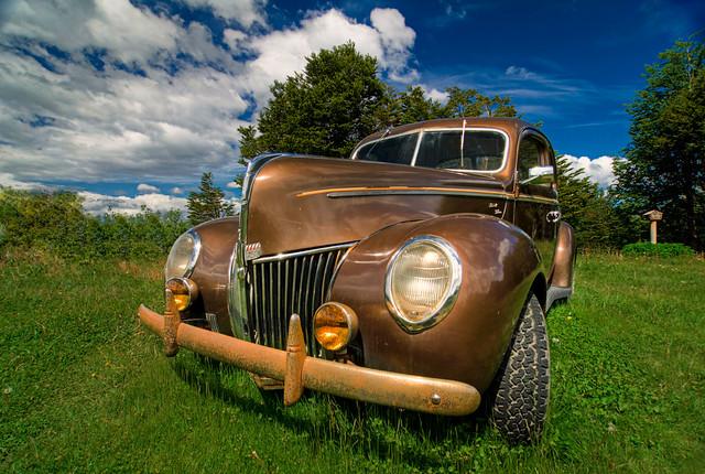 Un gran coche