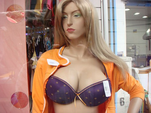 Mannequin, oversized? | by Nicolai Bangsgaard
