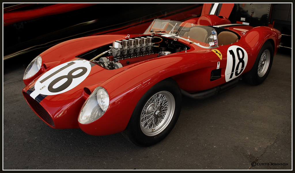 Ferrari 250 Tr 1957 Lf Better View Curtis Johnson Flickr