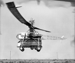 Hughes : XH-17 : Flying Crane | by San Diego Air & Space Museum Archives