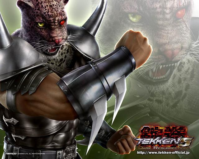 Tekken's Armor King   Anthony Acosta   Flickr