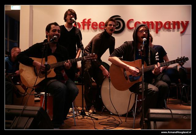 LPG@Eurosonic 2009 (Coffee Company)