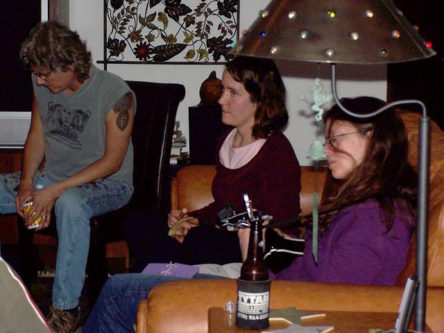 Mark, Carolyn & Paula :)