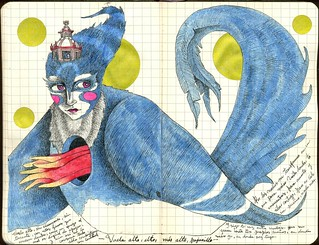 bluebird - journal17 | by Lady Orlando