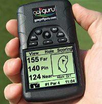 Golf Guru GPS