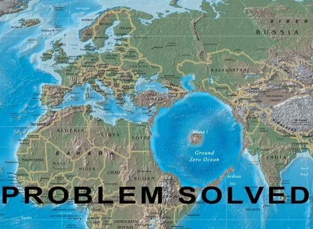 Image result for problem solved middle east