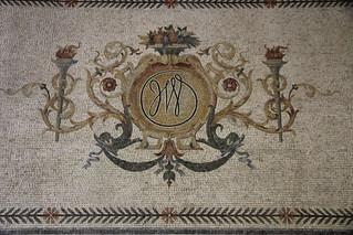 Macy's floor mosaic Philadelphia