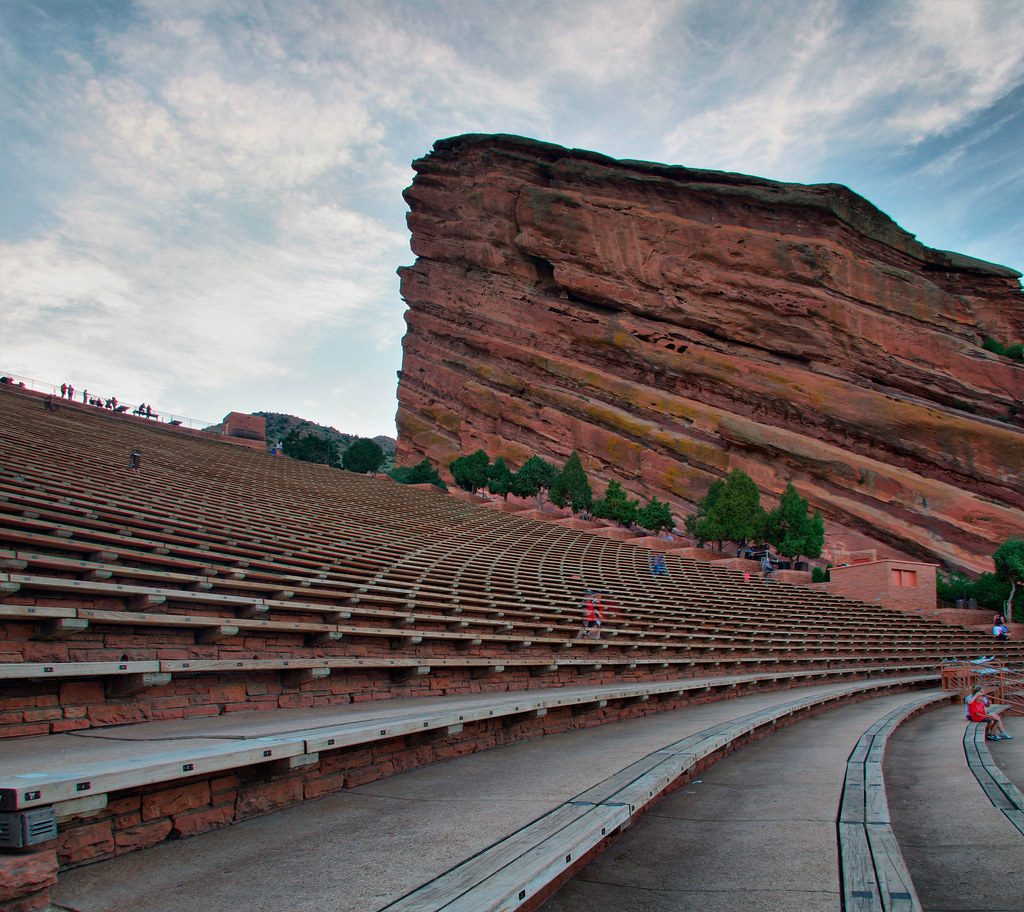 Red Rocks Amphitheatre set to reopen with major
