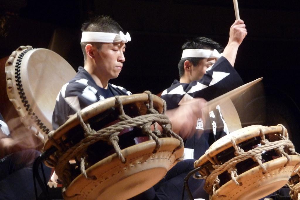 Kodo Drums