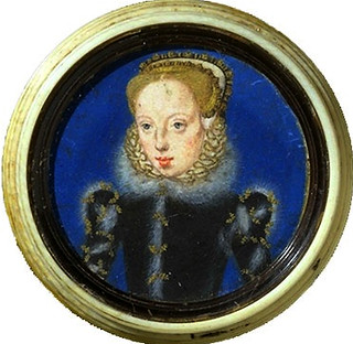 Lady Catherine Grey, sister of Jane Grey, granddaughter of Princess Mary Tudor