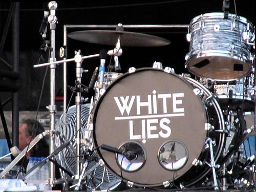 White Lies @ Benicassim 2009