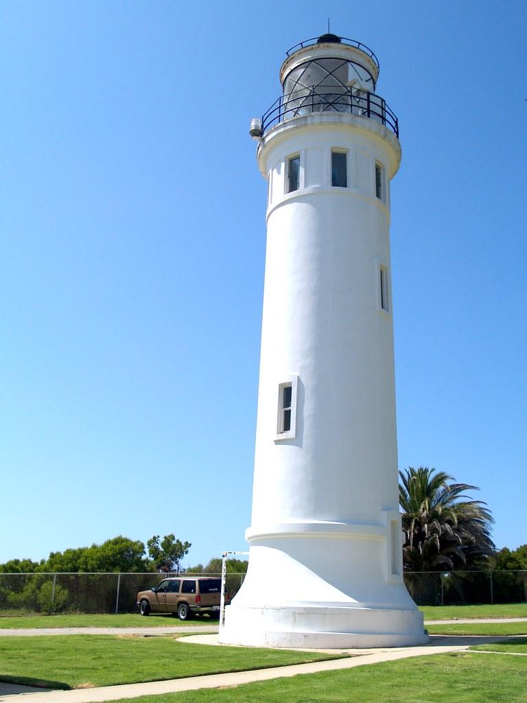 Faro de Point Vicente