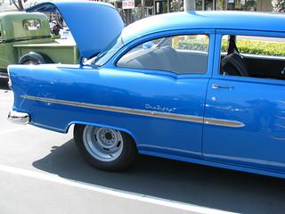 1955 Chevrolet 150 2 Door Sedan (Custom) 'BUZ 289' 3 | by Jack Snell - Thanks for over 26 Million Views