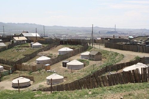 Bayangol District on the edge of Ulaanbaatar, Mongolia   by East Asia & Pacific on the rise - Blog