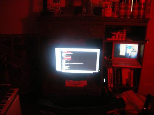 Hacker Pad no flash red 2 | by bsdpunkblog