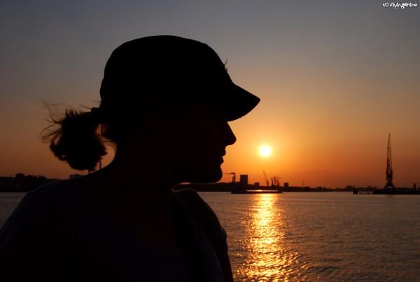 Megan silhouet