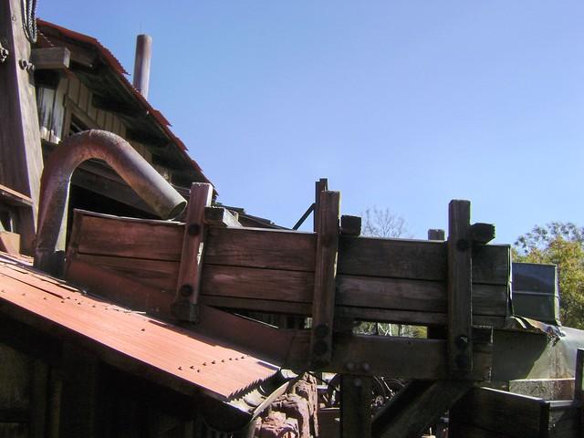 Big Thunder Mountain Railroad, Frontierland, Magic Kingdom, WDW '09 - www.meEncantaViajar.com