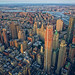 the view from the top of the tallest building in the Western Hemisphere by Kadri L