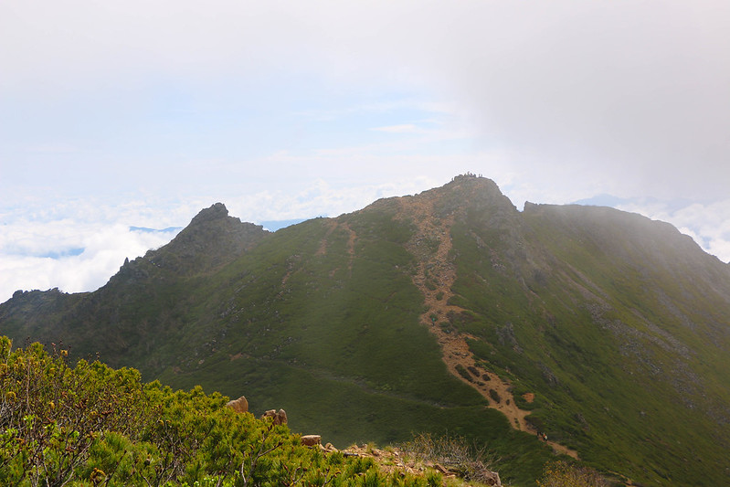 天狗岳 山頂