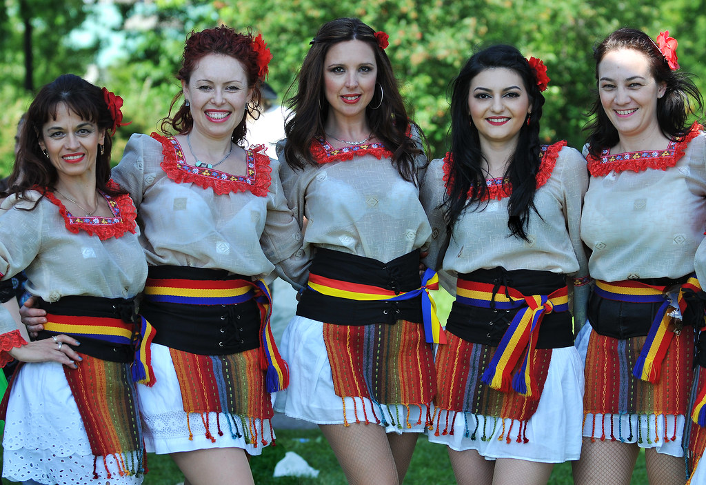 Girls pictures romanian Top 10