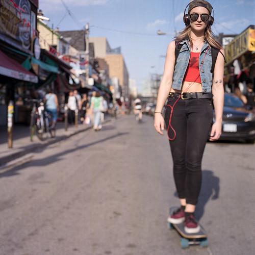 Skater Girl | by christian.senger