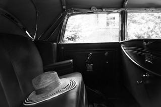 Hat in Car | by cmctaggs