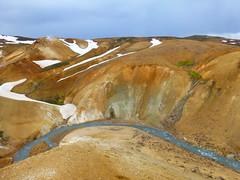 Iceland, Kerlingarfjöll