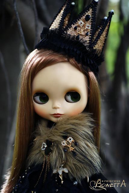 Neo Blythe Princess Milk Biscuit de Q-Pot