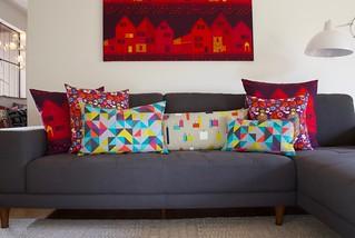 sew katie did | hst LOVE Pillows