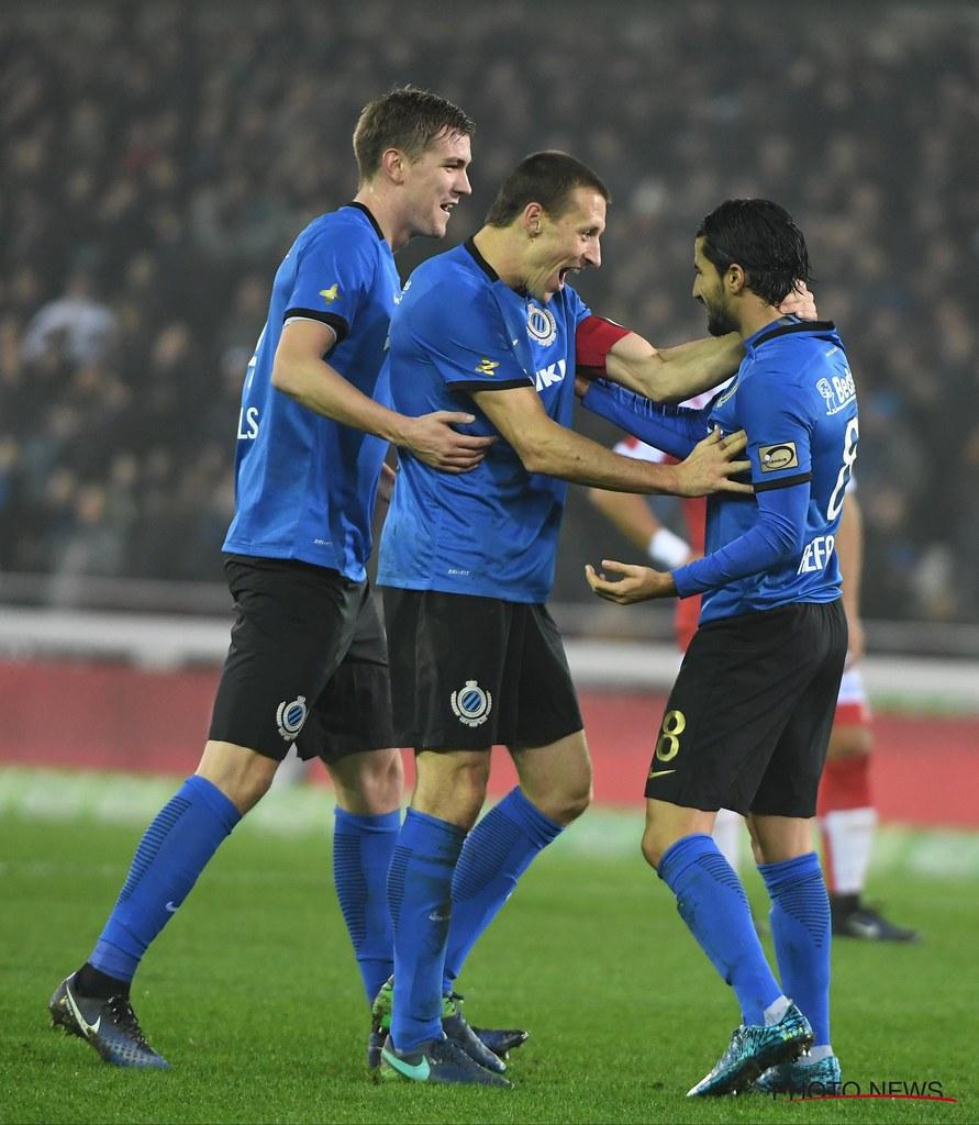 Club Brugge KV Kortrijk BRUGGE BELGIUM DEC Flickr