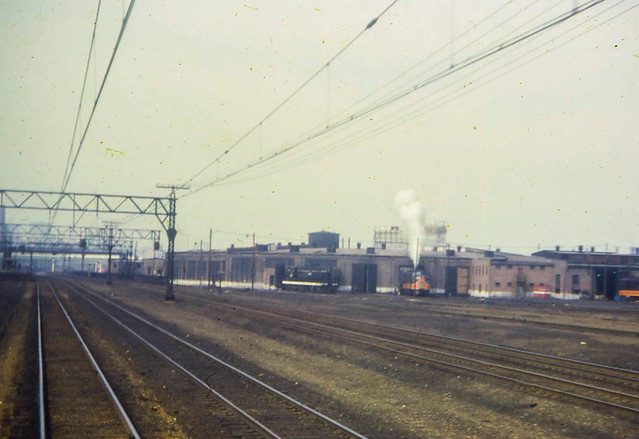 19670324 06 Illinois Central 27th St. Engine Terminal