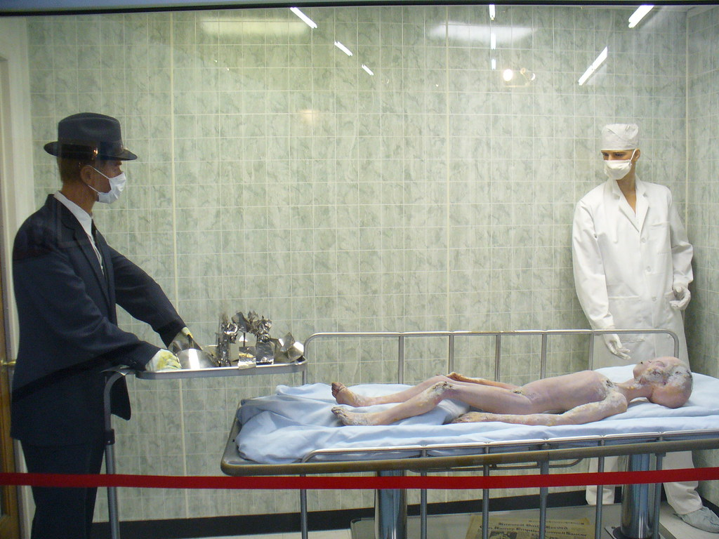 Autopsy of Space Alien, Roswell