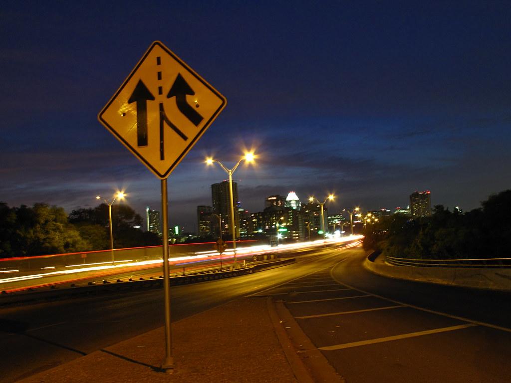 Merging into downtown | Matthew Rutledge | Flickr